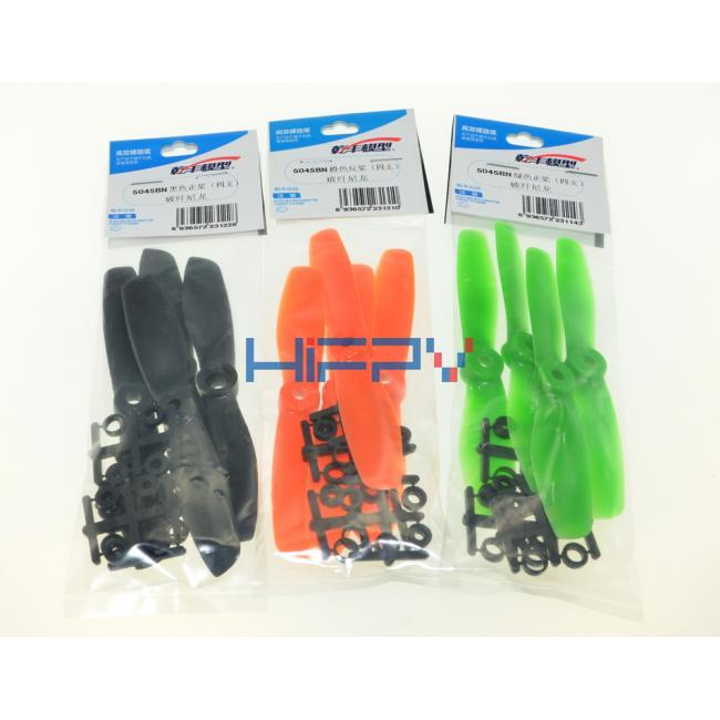 Gemfan 4 Pairs 6040 CW/CCW Bullnose Props for FPV Racing