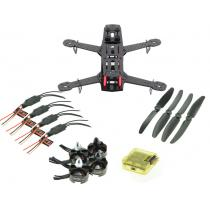 RC250 ZMR250 Ultra Light Carbon Fiber Quadcopter Multicopter Frame Sets