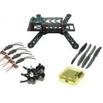 RC280 Ultra Light Carbon Fiber Quadcopter Multicopter Frame Set