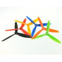 2 Pairs FC 5 x 4.5″ 5045 5045R 3-blade RC Multi-copter Propeller