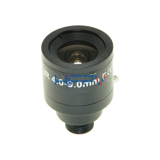 MTV 4-9mm Manual Zoom Lens