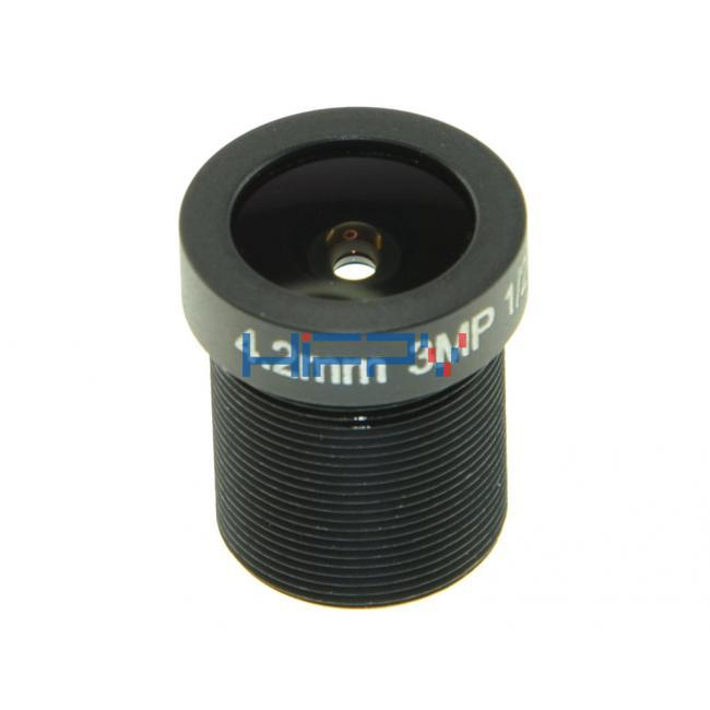 MTV Mount 4.2mm Megapixel Lens