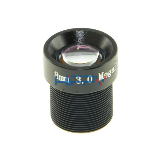MTV Mount 8mm Megapixel Lens for FPV Board Camera