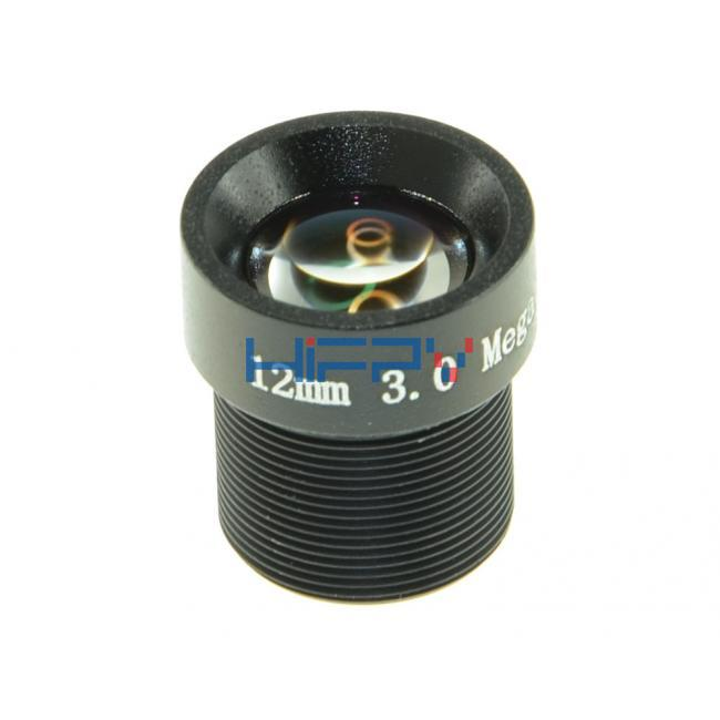 MTV Mount 12mm Megapixel Lens for FPV Camera