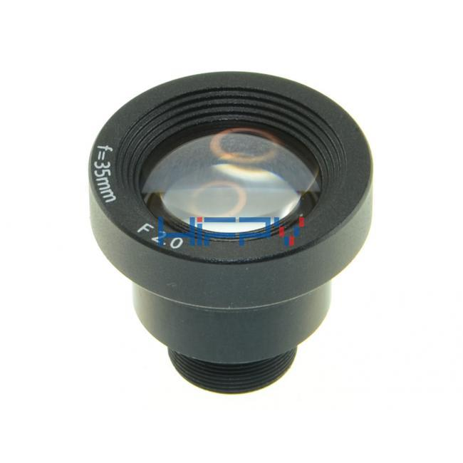 MTV Mount 35mm Megapixel Lens