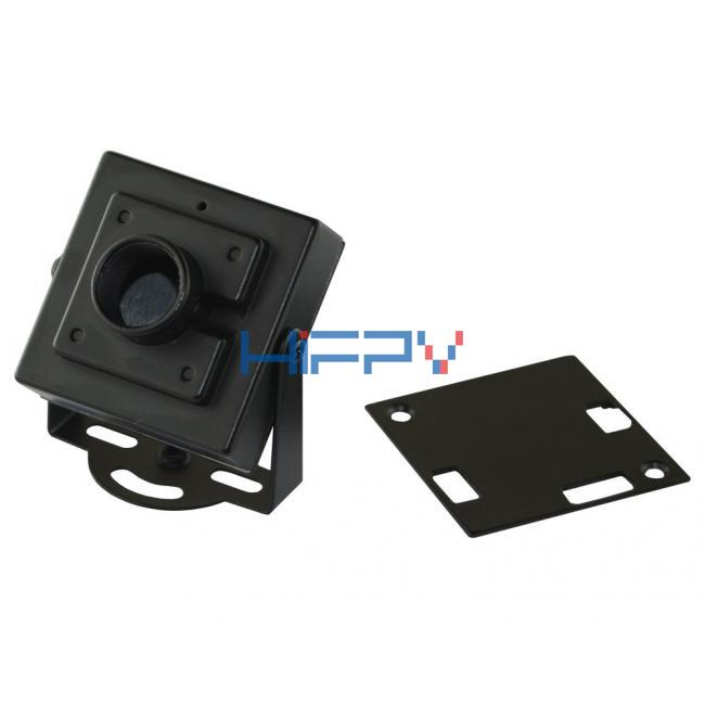 Square Metal Case for Foxeer XAT600 CC1333 Camera