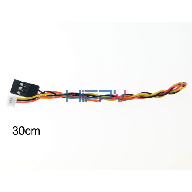 20cm 4pin 1.25mm to 2.54mm Servo Cable