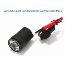 3W High Brightness LED Wide Voltage 7-17V Illuminator for FPV Multirotor/Penetration