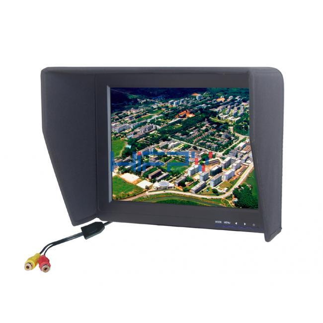12.1 Inch LED FPV Monitor Snow Screen Display