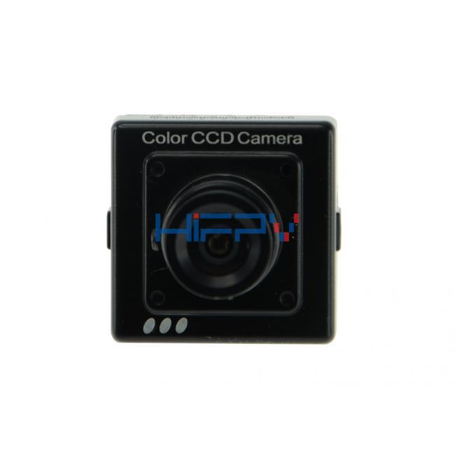 DC5-15V Sony 960H CCD Effio-V 800TVL WDR FPV Mini Camera Audio