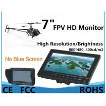 7 Inch High Brightness LED FPV Exclusive Monitor HD 800*480 Snow Screen Display