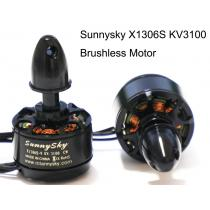 Sunnysky X1306S KV3100 Brushless Motor RC Quadcopter CW/CCW
