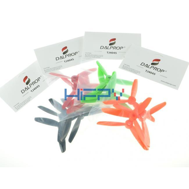 DALPROP Triblade TJ4045 Propeller for FPV Racing