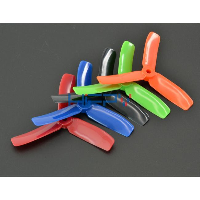 2 Pairs Tri-blade DALPROP T4040 Propellers for FPV Racing