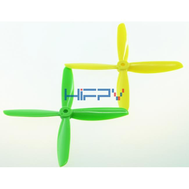 DALPROP Quadblades QJ5045 Propeller for Racing