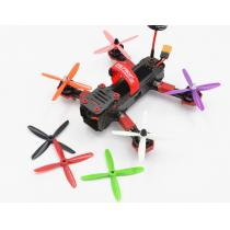 2 Pairs Quad-blades DALPROP Q4045 Props for Racing