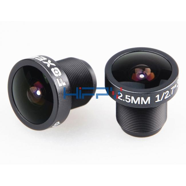 High Quality 2.5mm Lens for Foxeer Cameras