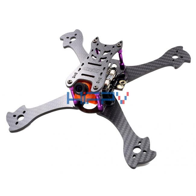 GEPRC Mark 1 210mm 4mm Arm Thickness Frame Kit w/PDB/BEC